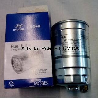 топливный фильтр хендай ix35 бензин фото
