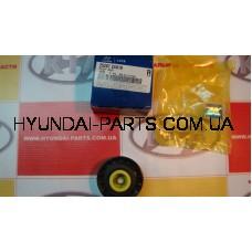 Ролик успокоения ремня генератора, HYUNDAI ACCENT 06-, 252872A010