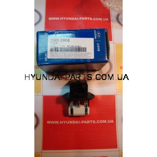 Резистор, HYUNDAI ELANTRA 06-, 253852H650